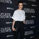 Rachel Weisz at 'Complete Unkown' Premiere in New York 08/23/2016