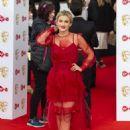 Ashley Roberts – 2018 British Academy Television Awards - 454 x 639