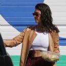 Kourtney Kardashian – Leaves a studio in LA