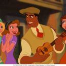 Naveen (center, voice by Bruno Campos) ©Disney Enterprises, Inc. All Rights Reserved. - 454 x 249