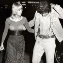 Randi Oakes and Joe Namath
