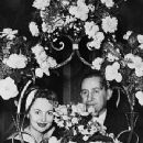 Olivia de Havilland and Pierre Galante