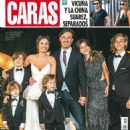 Carolina Ardohain and Roberto García Moritán - Caras Magazine Cover [Argentina] (26 November 2019)