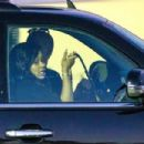 Blac Chyna and Amber Rose Out in Los Angeles - November 6, 2014