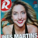 Ines Brusselmans - Record Magazine Cover [Portugal] (28 February 2016)