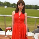 Ophelia Lovibond – Audi Polo Challenge – Day One in Ascot - 454 x 699