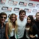 Teen Angels: radio interview in Perou