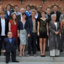The press conference and photo call for Harry Potter and the Deathly Hallows: Part 2 was held, July 6, at St Pancras Renaissance Hotel in London