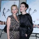 Julianna Margulies and Samantha Mathis – 'The Seagull' Premiere in New York - 454 x 708