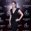 Debra Messing – Jacob and Co New York City Flagship Grand Re-opening in NY - 454 x 681