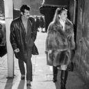 Ursula Andress and Jean-Paul Belmondo - 454 x 470