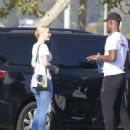 Iggy Azalea And Jimmy Butler – Spotted while out In Malibu