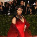 Nicki Minaj – 2018 MET Costume Institute Gala in NYC - 454 x 633