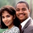 Halle Berry and Cuba Gooding Jr.