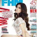 Richa Chadda FHM India June 2013 - 454 x 592