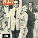 Marilyn Monroe - Billed Bladet Magazine Cover [Denmark] (14 July 1956)