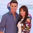Spencer Boldman and Debby Ryan - 306 x 423