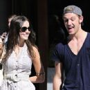 Camilla Belle and Alex Pettyfer