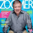 William Shatner - Zoomer Magazine Cover [Canada] (November 2011)