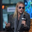 Richie Faulkner of Judas Priest visits Build at Build Studio on March 21, 2018 in New York City
