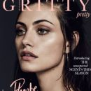 Phoebe Tonkin - Gritty Magazine Cover [Australia] (March 2016)