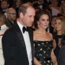 Duchess Catherine and Prince William Attend BAFTA Awards
