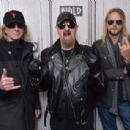 Judas Priest visit Build at Build Studio on March 21, 2018 in New York City - 454 x 307