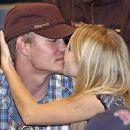 Chad Murray and Kenzie Dalton