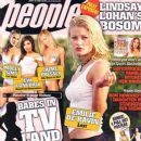 Emilie de Ravin - People Magazine Cover [Australia] (April 2006)