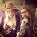 Rob Zombie & Sheri Moon