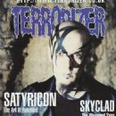 Satyr - Terrorizer Magazine Cover [United Kingdom] (September 1999)