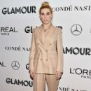 Zosia Mamet – 2018 Glamour Women of the Year Awards in NYC - 454 x 682