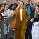 Olivia Wilde – Arrives at Jimmy Kimmel Live in Hollywood