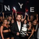 Scott Disick hosted a bash in Las Vegas on New Year's Eve