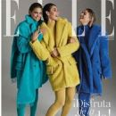 Elle Spain October 2019 - 454 x 587