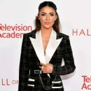 Jessica Szohr – Television Academy's 25th Hall Of Fame Induction Ceremony in Hollywood - 454 x 670