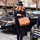 Rosie Huntington Whiteley out in NYC - 454 x 590