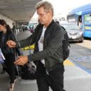 Billy Idol is seen at LAX on August 26, 2016 - 400 x 600