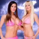 Michelle Marsh & Lucy Pinder