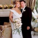 Raquel Welch and Richard Palmer