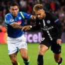 Paris Saint-Germain vs. SSC Napoli - UEFA Champions League Group C - 431 x 600