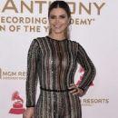 Chiquinquira Delgado – 2016 Latin Recording Academy Person of the Year in Las Vegas - 454 x 636