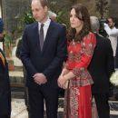The Duke & Duchess of Cambridge Visit India
