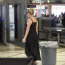 Amber Heard – at LAX airport in Los Angeles - 454 x 504