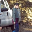 Malin Akerman in Tights – Hiking in Los Angeles