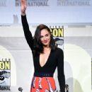 Gal Gadot- July 23, 2016- Comic-Con International 2016 - Warner Bros Presentation - 425 x 600