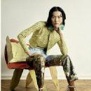 Wen Liu - Vogue Magazine Pictorial [China] (March 2018) - 454 x 589
