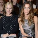 Actress Brittany Snow attends the Lela Rose fashion show during Mercedes-Benz Fashion Week Spring 2014 at The Studio at Lincoln Center on September 8, 2013 in New York City