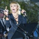 Miley Cyrus – 50th Anniversary Celebration of The Doors' 'Morrison Hotel' in Hollywood