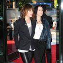 Katherine Moennig and Holly Miranda